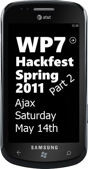 HackFest Spring 2011 - Part 2