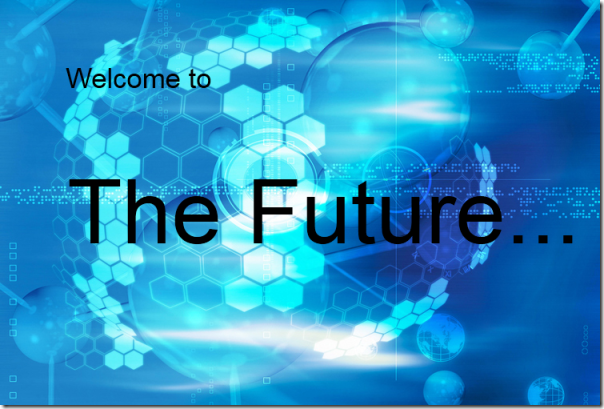 welcome to the future 23rd
